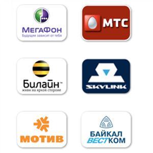 Операторы сотовой связи Гусевского