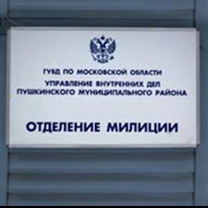 Отделения полиции Гусевского