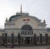Железнодорожные вокзалы в Гусевском