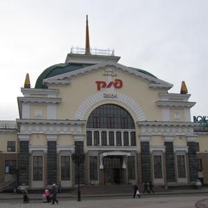 Железнодорожные вокзалы Гусевского